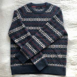 J. Crew Sweaters - J. Crew Men's 100% Lambswool crew neck sweater